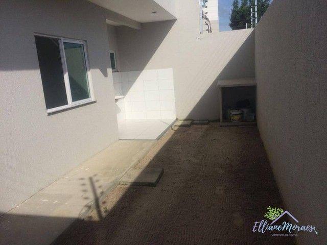 Casa com 3 dormitórios à venda, 83 m² por R$ 230.000,00 - Lagoinha - Eusébio/CE - Foto 17