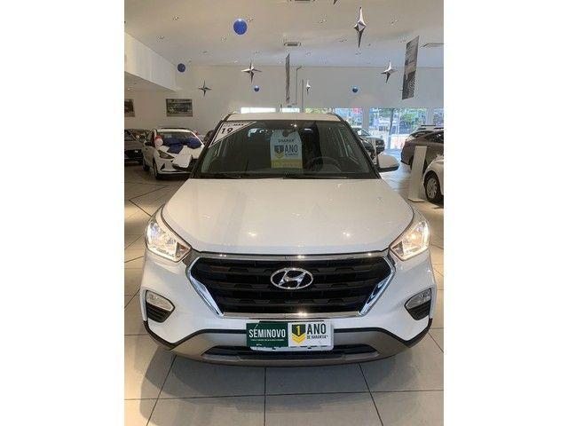 Hyundai Creta 1.6 16V FLEX PULSE PLUS AUTOMATICO
