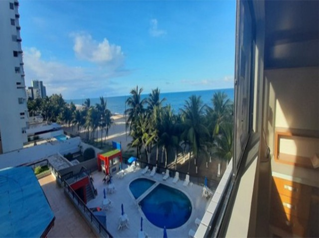 RL Aluga Otimo Apartamento em Candeias na beira mar de Piedade 01 Qto 40m²  - Foto 3