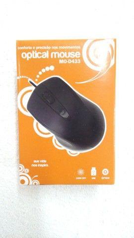 Mouse com fio Iemex