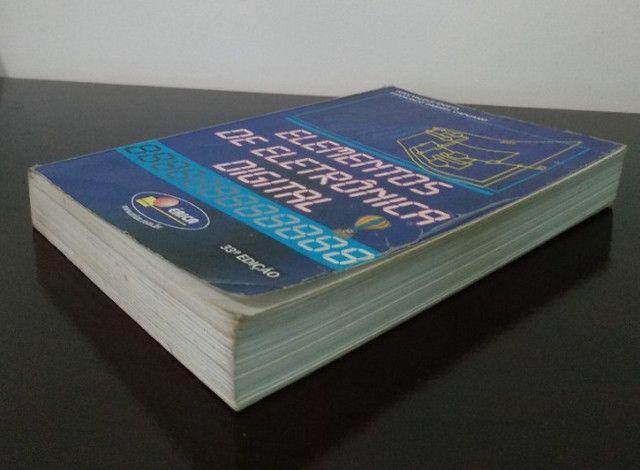 Elementos De Eletrônica Digital 33ª Edição - Foto 2