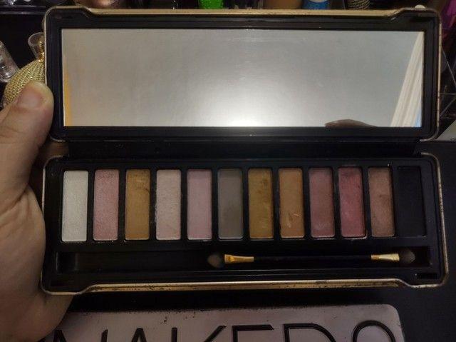 3 paletas naked  - Foto 2