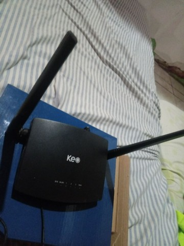 Roteador wi_fi novo