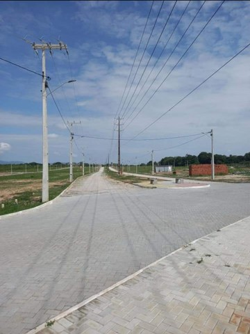 LOTES PARA CONSTRUÇÃO IMEDIATA AS MARGENS DA AV. PRINCIPAL COM PARCELAS DE 179  - Foto 7