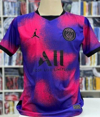 Camisas Qualidade 1 linha Nacional. 1 por 70.00rs 2 por 130.00rs - Foto 6