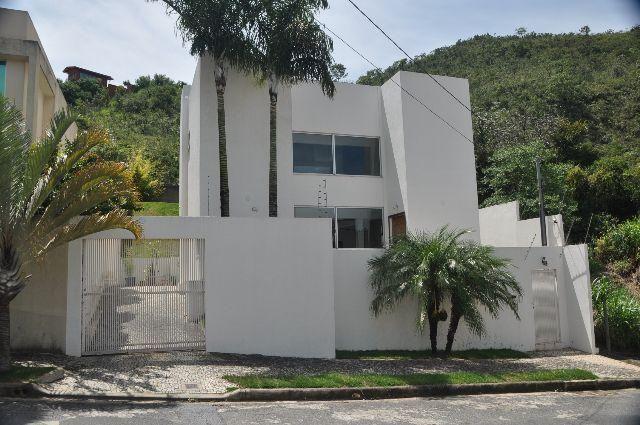 Casa moderna no mangabeiras venda casas e apartamentos for Fachadas de casas modernas em belo horizonte