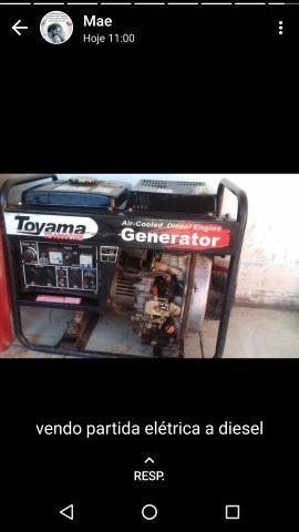 Vendo gerador
