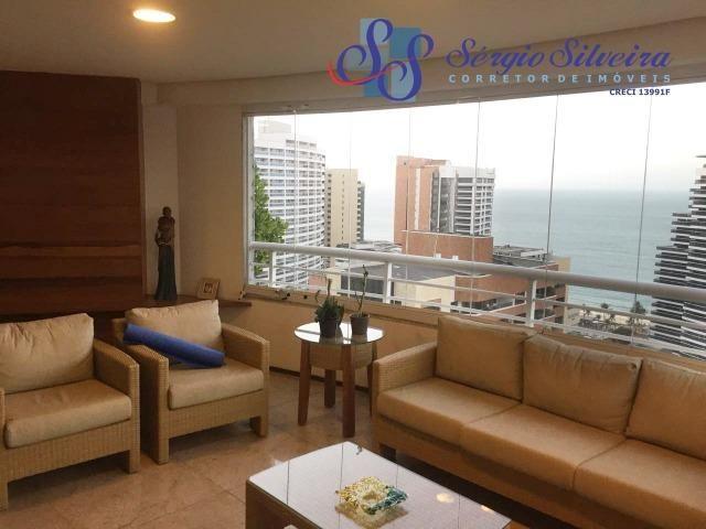 Apartamento no Meireles com vista mar e área de lazer 4 suítes na Joaquim Nabuco - Foto 6