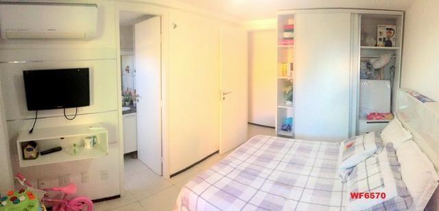 Les Places, apartamento no Cocó, 3 suítes, 3 vagas, próximo shopping rio mar, cidade 2000 - Foto 7