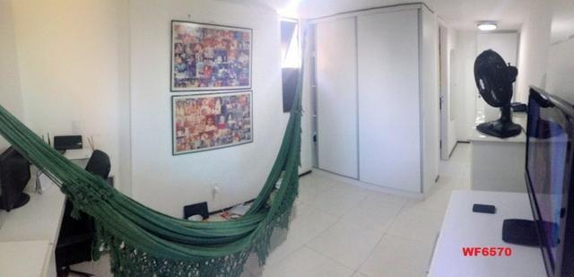 Les Places, apartamento no Cocó, 3 suítes, 3 vagas, próximo shopping rio mar, cidade 2000 - Foto 10