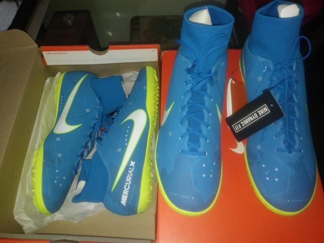 Chuteira Nike Society Mercurial X Victory 6 DF Neymar JR TF - Roupas ... a850036250214