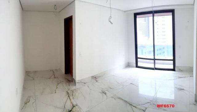 Palmares, apartamento no Meireles, vista mar, 4 suítes, 5 vagas, lazer completo - Foto 6