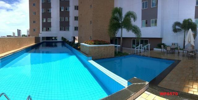 João Cordeiro, apartamento, Praia de Iracema, 3 quartos, 2 vagas, piscina, próx Beira Mar - Foto 11