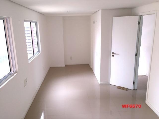 San Francisco, apartamento Duplex, 3 suítes, 3 vagas paralelas, lazer completo.Cocó - Foto 12