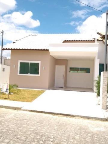 Casa com 3 quartos 100m², em condominio fechado