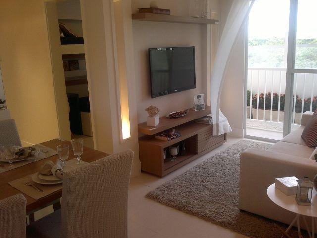Excelente apartamento de 3 quartos com varanda e Vaga - Summer Bandeirantes