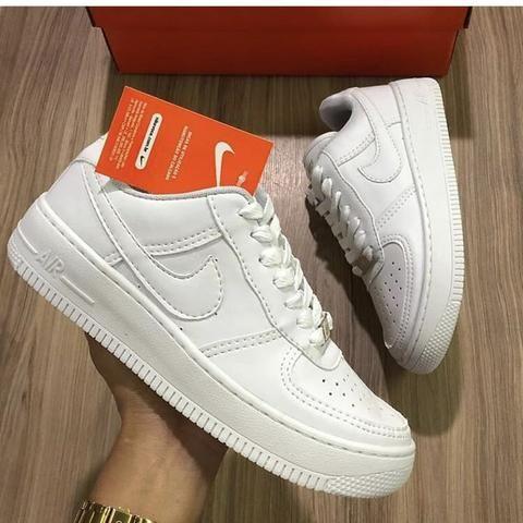 6600f6fa7ee6b Tênis Nike AIRFORCE Imperdível esta oferta - Roupas e calçados - Cj ...