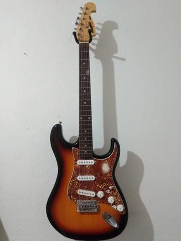 Guitarra Memphis e Cubo