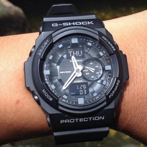 dcfdd50b0d8 Relógio Casio G Shock GA 150 - Original US - Bijouterias