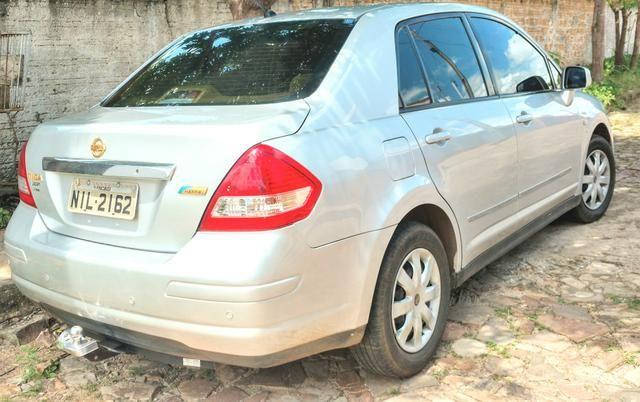 Para vender logo: Tiida Sedan Nissan, conservadíssimo. Contato: 86 999664904