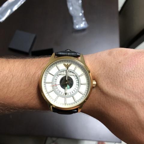 a3133b06e3e Relógio Empório Armani - Bijouterias