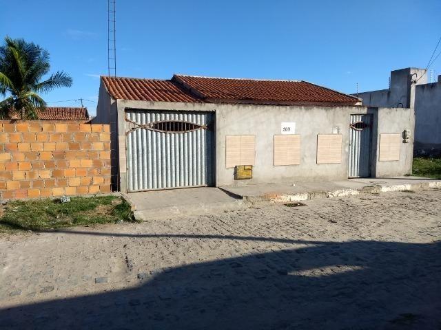 Casa no Parque Lagoa Subaé, com 3 quartos, escriturada e IPTU 2018 regular