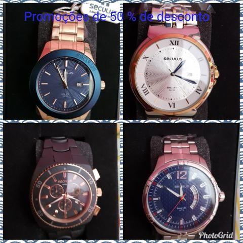 a4b760018ec Vendo lindos relógios masculinos - Bijouterias