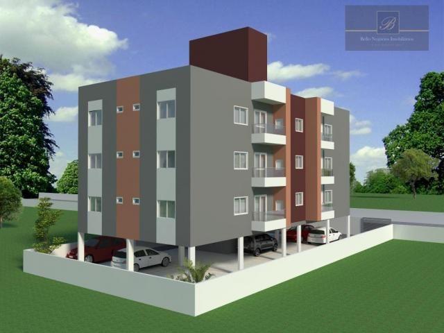 Apartamento residencial à venda, Iririú, Joinville. - Foto 4