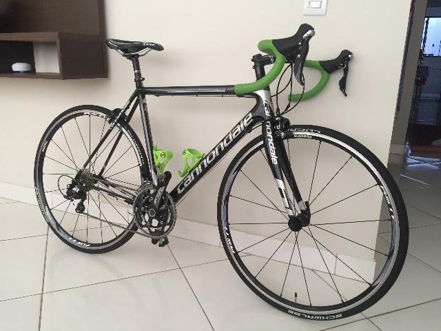 08d0ae5a94f Cannondale Supersix Evo 105 Carbono 2015
