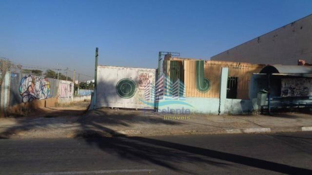 Terreno comercial para locação, Vila Real, Hortolândia - TE0078. - Foto 16