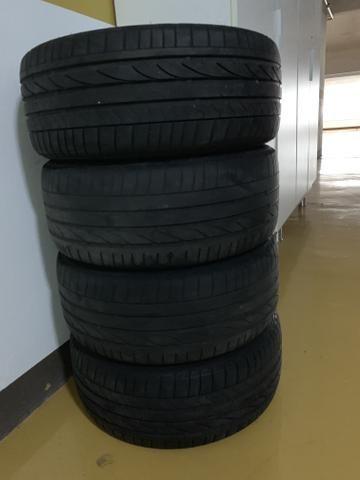 Pneu - Pneus 245/45 Aro 17 (jogo completo 4 pneus) - Foto 3
