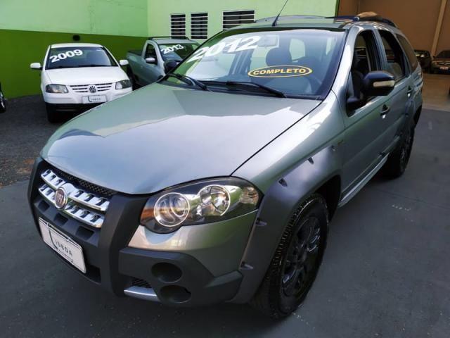 FIAT PALIO WEEKEND ADVENTURE 1.8 16V 2012