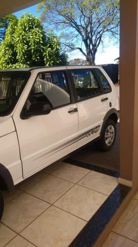 Fiat Uno Way 1.0 básico, flex ano 2010 4 portas - Foto 4