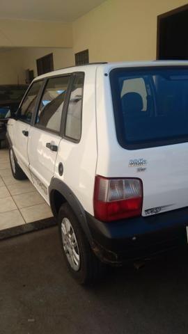 Fiat Uno Way 1.0 básico, flex ano 2010 4 portas - Foto 2