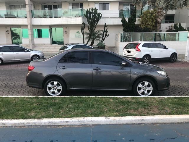 Corolla Xei 1.8 16V modelo 2009 Automático - Foto 3