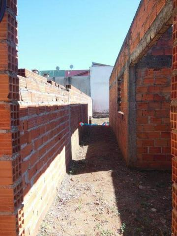 Casa à venda, 120 m² por r$ 250.000,00 - jardim terras de santo antônio - hortolândia/sp - Foto 12