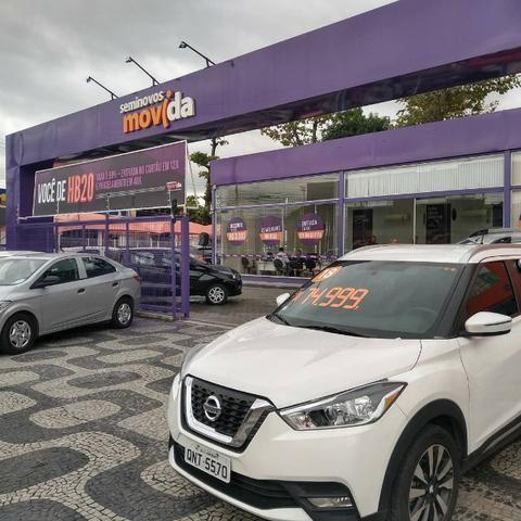 Nissan Versa SV 1.6 16V Flexstart 4P AUT. 2017/2018 - Foto 12