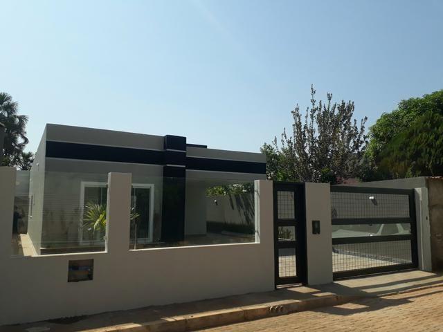 Rua 03, Casa Moderna completa, Vicente Pires