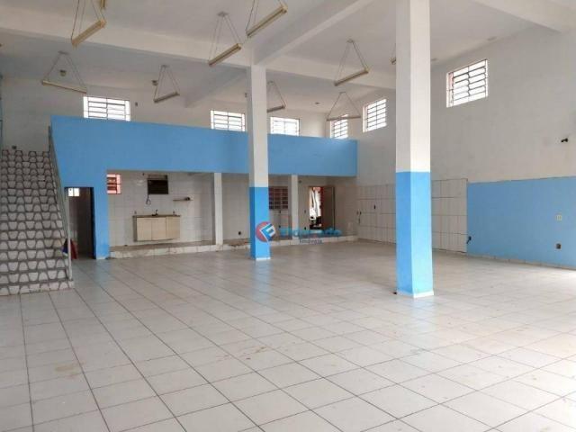 Barracão à venda, 200 m² por R$ 550.000,00 - Jardim Terras de Santo Antônio - Hortolândia/