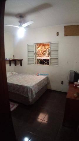 Casa com piscina e área de lazer, 3 dormitórios à venda, 144 m² por r$ 480.000 - jardim sa - Foto 15