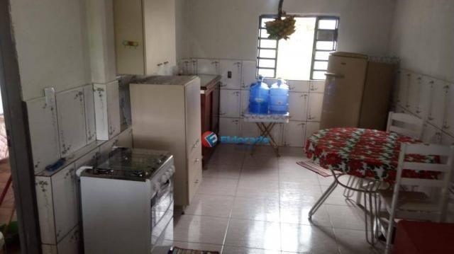 Rancho com 2 dormitórios à venda, 126 m² por R$ 175.000 - Residencial Floresta - Alfenas/M - Foto 14