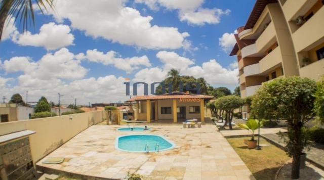 Apartamento com 3 dormitórios à venda, 76 m² por R$ 245.000 - Maraponga - Fortaleza/CE - Foto 7