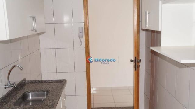 Apartamento com 2 dormitórios para alugar, 58 m² por r$ 1.100/mês - jardim marajoara - nov - Foto 5