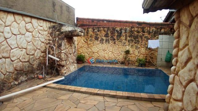 Casa com piscina e área de lazer, 3 dormitórios à venda, 144 m² por r$ 480.000 - jardim sa - Foto 2
