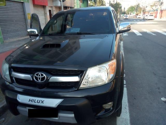 Toyota Hilux SRV D4-D 4x4 3.0 TDI Diesel - 2008