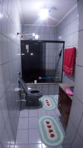 Casa com piscina e área de lazer, 3 dormitórios à venda, 144 m² por r$ 480.000 - jardim sa - Foto 10