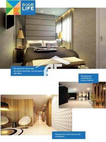 Condomínio Good Life - Apartamento com 2 quartos (1 suíte) - Excelente forma de pagamento - Foto 4
