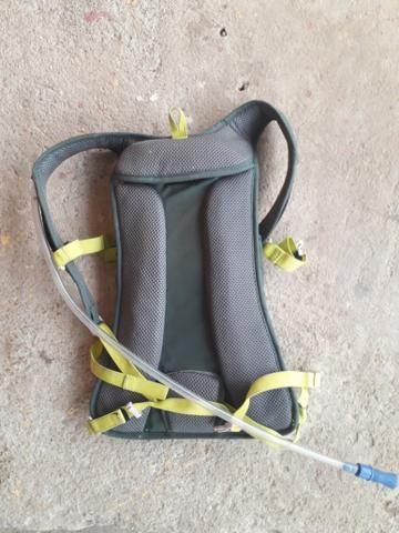 Bolsa com armazenamento de água