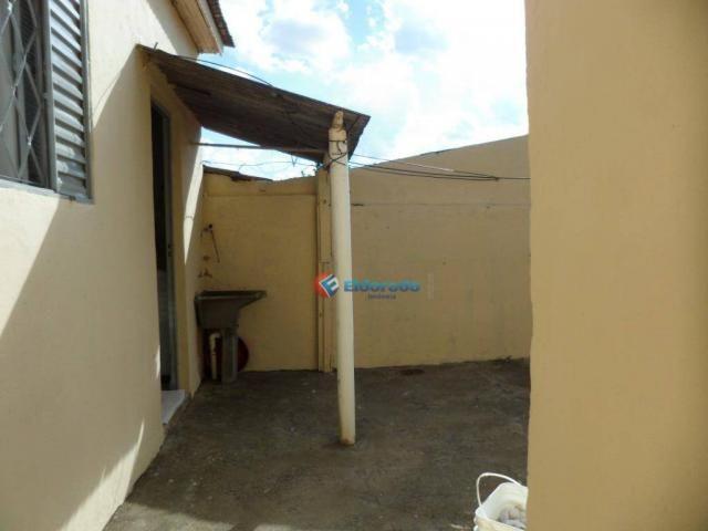 Casa com 2 dormitórios à venda, 80 m² por r$ 170.000,00 - jardim são bento - hortolândia/s - Foto 9