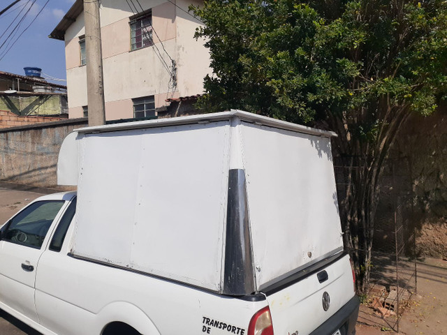 Saveiro g4 com food truck - Foto 2